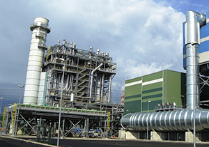 combined cycle power plant photo
