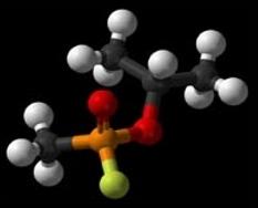 sarin molecule photo