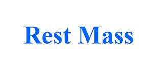 rest-mass