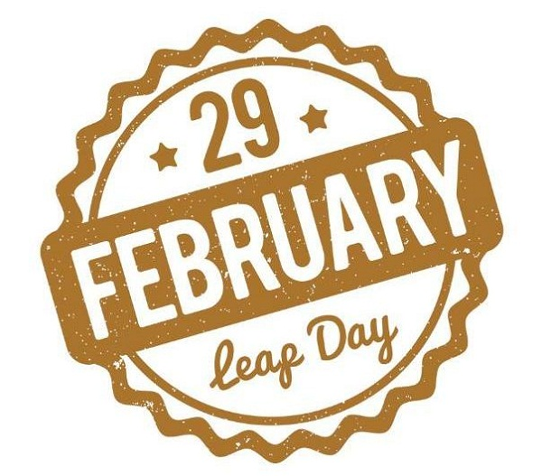 Leap year photo