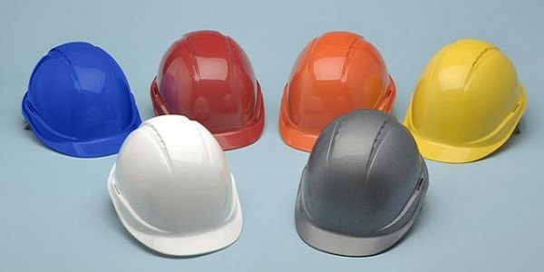 Hard Hat Color Code photo