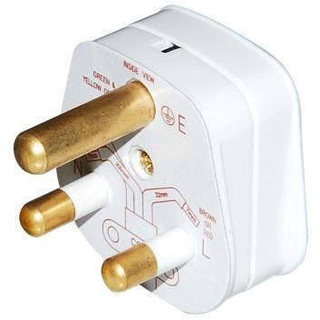 three-pin-plug photo