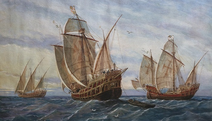 Two-mistakes-by-Columbus-and-Eratosthenes-experiment photo