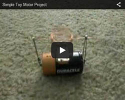 Make-a-basic-electric-motor