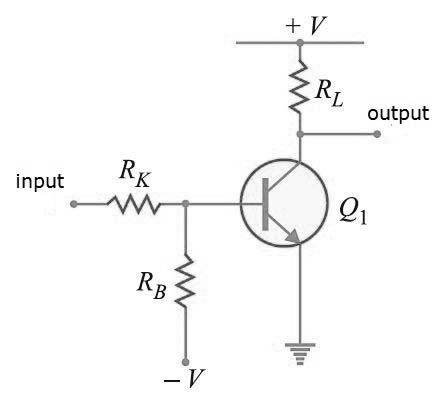 not-gate-circuit photo