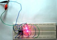 logic gate experiment photo