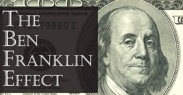 Ben-franklin-effect photo