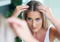 Hair thinning causes and prevention photo