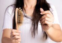 Hair fall treatment photo